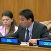 第73回総会第三委員会:第三委員会、児童の権利、生殖に関する健康、国際刑事裁判所が議論を支配する8草案を通し、激しいセッションを閉会