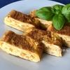 パルメザンチーズを隠し味に!洋風「パプリカの卵焼き」作り方・レシピ。