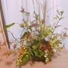 野花の愉しみ〜月を愛でるアレンジメント〜