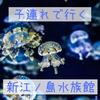 新江ノ島水族館は子連れで行きやすい!親目線の7つのポイントと館内サービス。ランチは?