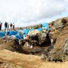 旧石器時代の人骨、十数体 国内最大の規模 沖縄・石垣