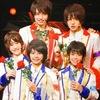 5人の少年がステージに上がってから早5年