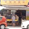 ホテル近所の食堂の飲茶と買い物(Pudu Plaza)