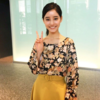 【スーツ新木優子】衣装の通販は?第1話の花柄シャツやネックレスがかわいい!