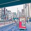 東京散歩 -新宿〜芝公園