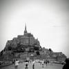 モン・サン・ミシェル 風景 〜石の聖堂