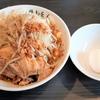 【ラーメン探訪記】麺屋しをん:まぜそば