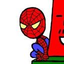 走るスパイダーマンの月間練習記録
