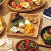 ミニマリストの持ち物【キッチン】アカシアの木製食器