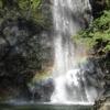 箕面の滝。