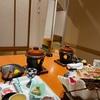 【千葉 鴨川】宿 中屋 ④(夕食、リラクゼーション)
