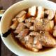 肉心地を楽しむなら、黒酢赤ワイン豚バラチャーシュー(糖質5.1g)がお勧めだなぁ!