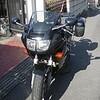 バイクの洗車・チェーン清掃注油