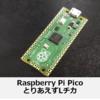 Raspberry Pi Pico を使ってみる(回路とLチカ)