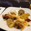 【Day10】(6)アブダビ空港のラウンジで、シャワーを浴び、中東料理を楽しみ、ひと眠りする。~Al Dhabi Lounge~