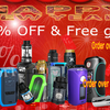 New Year Promotion 30% Off Discount & $9.99 Gift Free!