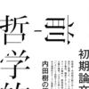 内田樹の原点! カミュ、レヴィナス、ブランショを読み解く 『前–哲学的 初期論文集』内田樹 著