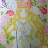 新しいアイテム「コーリン色鉛筆」:金髪漢服姫メイキング開始