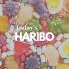 今日のHARIBO