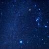 21日の深夜は『オリオン座流星群』が極大!!