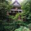 佐渡・国仲の古刹 清水寺(せいすいじ)奈良の長谷寺 京都の清水寺を模した様式
