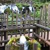 羊蹄山(ようていざん)の麓にある「ふきだし公園」|北海道京極町