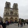 フランス旅行(4日目)②ノートルダム大聖堂