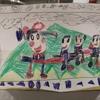 絵が苦手な息子(6歳)が絵を好きになってくれたはいいけど、絵から伝わるものが悲しいって話