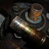 カブ90デラックス 2号機 リアスプロケのカラーボルト