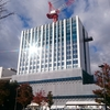 仙台駅東口、ホテル棟建設状況(2016年11月)