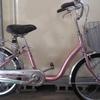 低身長の方用自転車|22インチ婦人車25,000円|ブリヂストンCAL22T|中古|美品|激安ママチャリ