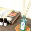 【自作アロマ】ジントニックの香りのリードディフューザーを作ってみました!