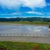 山本第一調整池(新潟県小千谷)