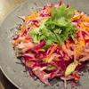 6種の野菜しりしりサラダ