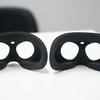 Oculus Goの「フィット型接顔パーツ」を買って徹底的に比較してみた