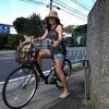 坂と自転車とオートマ車
