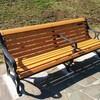 憧れの公園のベンチについてまとめる