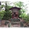 宝勝寺西の「天王社」