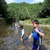 第1回川釣り大会!【学童クラブロータス】