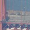 クールピクスP900で皿倉山から若戸大橋 83倍ズームアウト!(*^_^*)