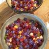 Salade de fruits。