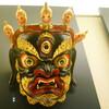 入館無料なのに入るまでが厳重な上海博物館で、警備員さんに声をかけられた。