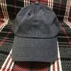 GOOD ON (グッドオン)の帽子 購入しました! ベーシックながらも愛着が湧きそう。