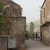 トルコ、ヴァン湖南西のビトリスは中世の雰囲気が色濃く残る町