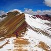 標高5000mの絶景!ペルー・クスコのレインボーマウンテンがお勧め