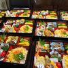 新温泉町山陰海岸ジオパーク館見学ツアーのお弁当