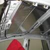 ノートニスモのルーフ防音・断熱デッドニング施工