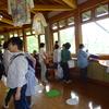 手をつなぐ親の会「きぼうの集い」、今年は霊山こどもの村で開催