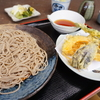 山形村蕎麦集落の人気店☆【そば幸】テラス席ペットOK💛