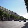 フランス旅「やっぱりはずせないパリの凱旋門!シャンゼリゼ通りは永遠の憧れ」